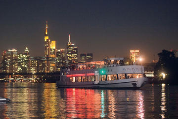 River Sight Dinner Cruise in Frankfurt