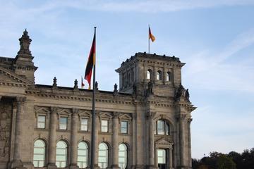 Visite à pied privée d'une demi-journée de Berlin: le Reichstag, la...