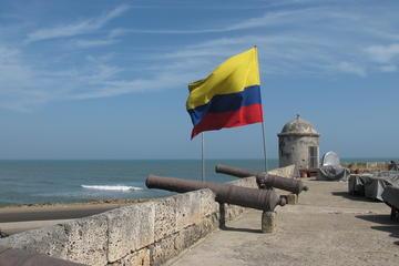 Audioguía de las murallas coloniales y los baluartes de Cartagena de...