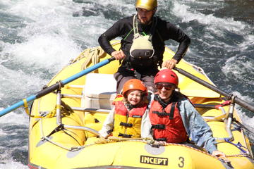 Tongariro River Family Rafting...