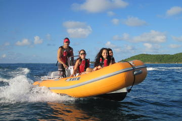 Mini Speedboat Snorkel Safari in...