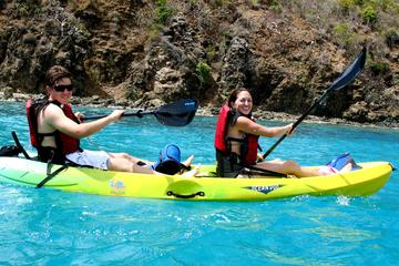 Culebra Kayak and Snorkel Adventure...
