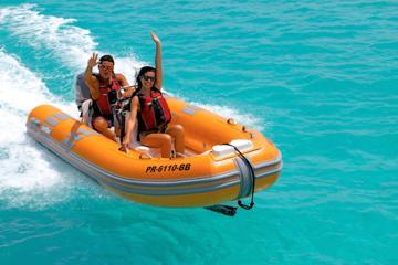 Safari de buceo en minibarco para 2...