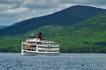 Book Lake George Lunch Cruise on Viator