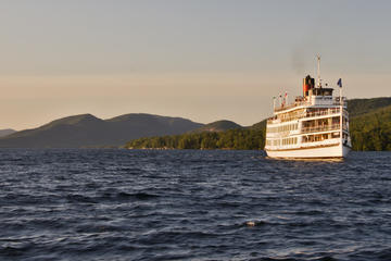 Book Lake George Steamboat Dinner Cruise on Viator