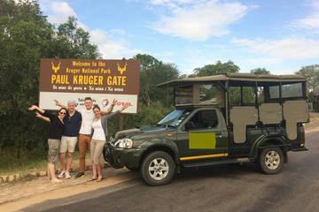 Safari d'une journée complète au parc Kruger au départ de Hazyview