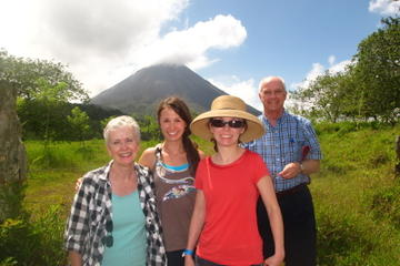 4-Day Arenal Adventure from San Jose