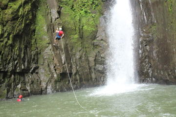 Adventure Rappel Tour and Transfer to