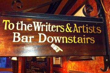 Literary Pub Crawl and Tavern Tour in