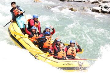 Minakami Half-Day Rafting Trip