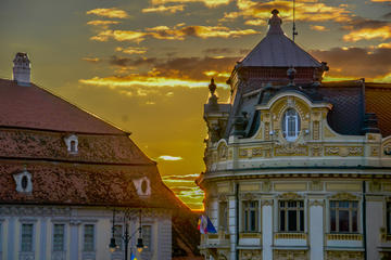 Day Tour to Sibiu from Brasov Including Fagaras  and Carta