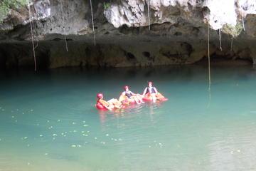 Jungle Jeep Safari  and Cave Tubing Tour