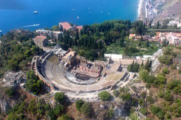 Helikoptertour naar de Etna en Taormina