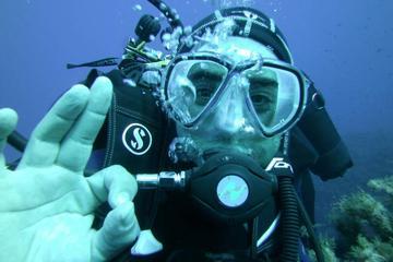 Primeiro mergulho em Taormina, incluindo almoço em Isola Bella