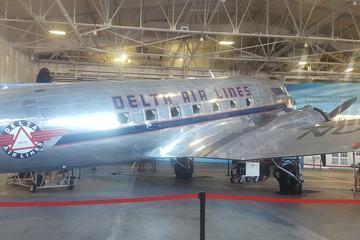 Private Delta Flight Museum Tour