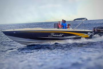 Bandit Private Speed Boat Half Day