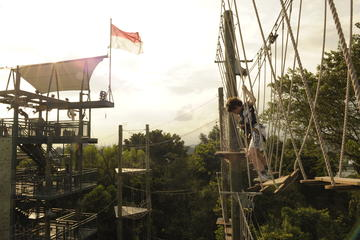 ClimbMax Adventure at Mega Adventure Park