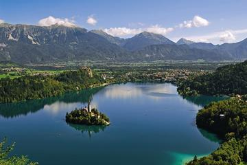 Bled Lake Adventure Day Trip from Ljubljana