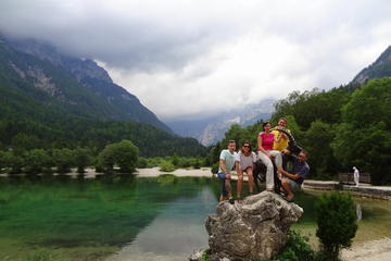 Triglav NP, Soca River, Bovec and Bled - National Treasures Adventure...