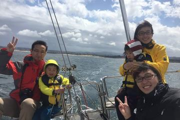 2-Hour Monterey Bay Family Sailing...