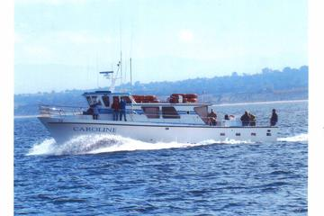 Day Trip Motor Vessel Cruises for Private Large Parties near Monterey, California