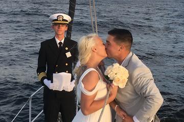 Day Trip Private 2-Hour Wedding Cruise on Monterey Bay near Monterey, California