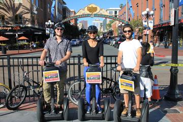 Historic Downtown Gaslamp and Waterfront Segway Tour