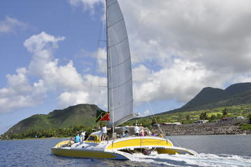 St Kitts  Deluxe Catamaran
