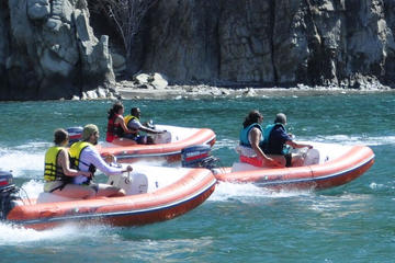 St Kitts Mini Speedboat Snorkel