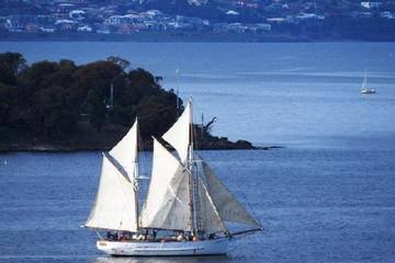 Hobart Lunch Cruise On Board The SV Rhona H Tall Ship