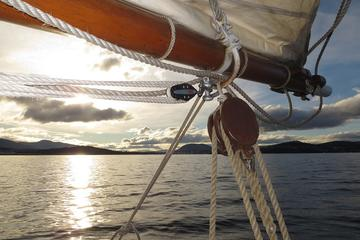 Hobart Summer Twilight Harbor Cruise on the SV Rhona H Tall Ship