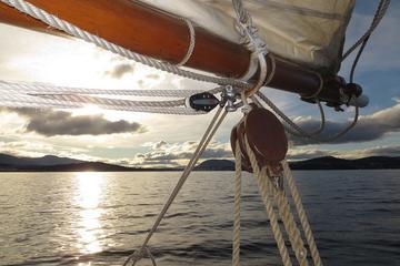 Hobart Summer Twilight Harbor Cruise on the SV Rhona H Tall Ship