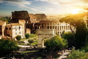 Colosseum Underground Arena and Upper Ring including Ancient Rome Tour