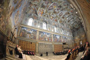 Skip the Line Vatican: Day Time Tour including Vatican Museums and...