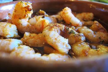 Clase de cocina de tapas en Málaga