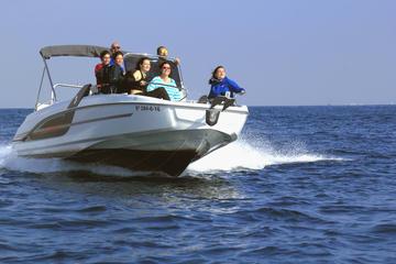 Barcelona Motorboat Tour including...