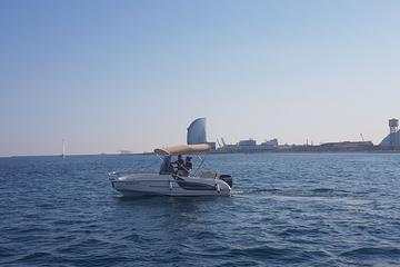 Barcelona Private Motorboat Sailing...