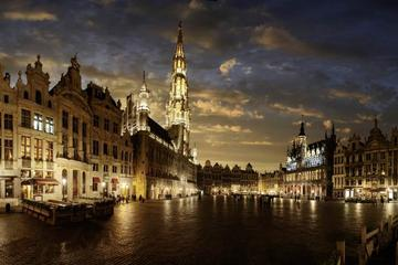 Brussels Myths and Legends Walking Tour