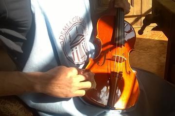 The Secret of Stradivari Violin in Cremona: visit the Violin-maker School
