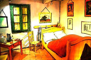 """Exposição """"O Quarto"""" de Vincent Van Gogh em Amsterdã"""