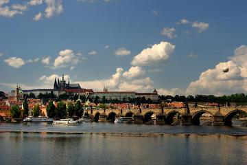 Billet coupe-file: billet d'entrée au château de Prague