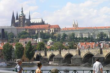 Führung durch die Prager Burg...