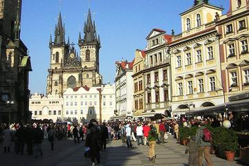 Prag - Rundgang durch die Altstadt...