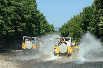 8-hour Jeep Safari and Ucansu...