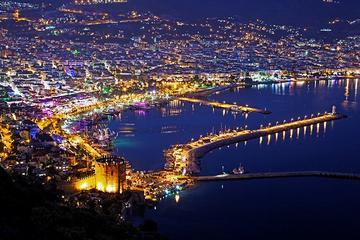 Alanya 3-stündige Stadtrundfahrt mit...