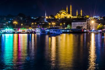 All Inclusive Bosphorus Dinner Cruise with Turkish Night Show from...
