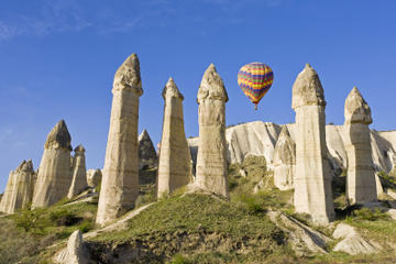 Cappadocia 3 Day Tour from Alanya