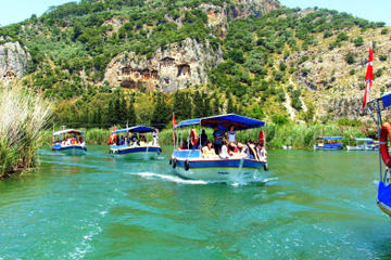 Dalyan Boat Tour from Marmaris...