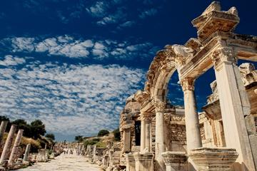 Ephesus and House of Virgin Mary Day tour from Marmaris