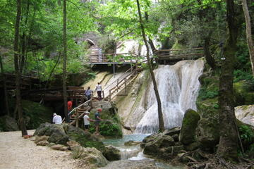 Hidden Paradise Manavgat Side Antique City and 3 Waterfalls Day Tour...